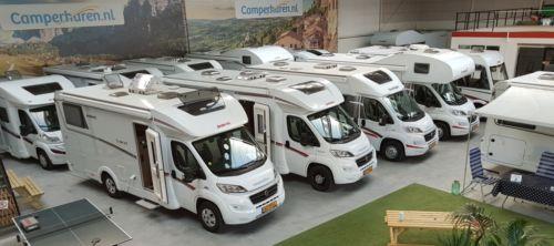 Occasionshow Camperhuren.nl