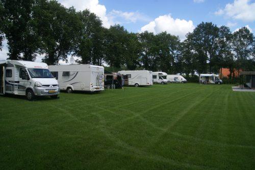 Camperplaats Drenthe